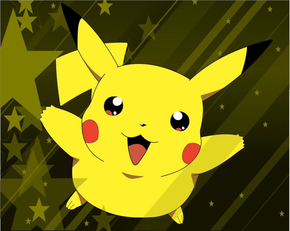Pikachu   Wallpaper by Cpt Doodle 1001x798