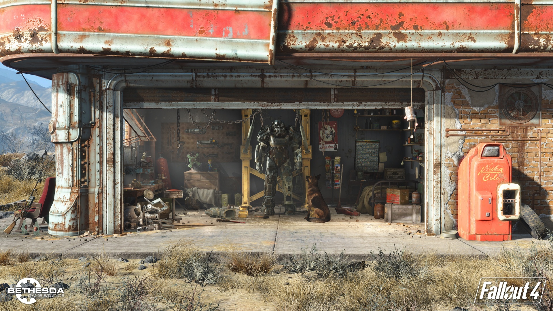 Fallout 4 2015 Wallpapers   1920x1080   1061063 1920x1080