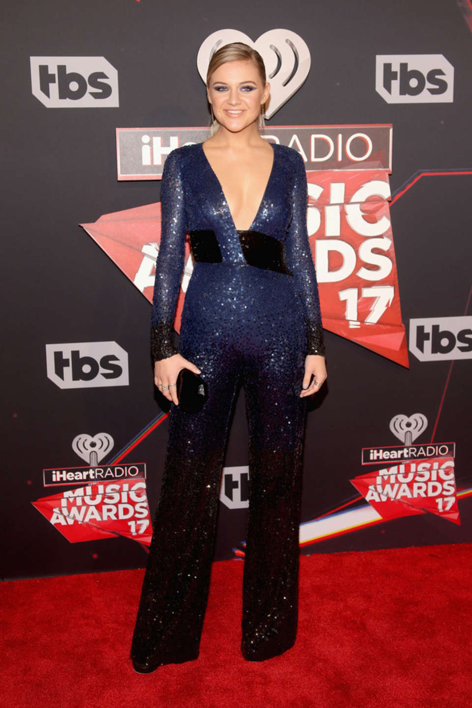 Kelsea Ballerini   2017 iHeartRadio Music Awards in Los 960x1439