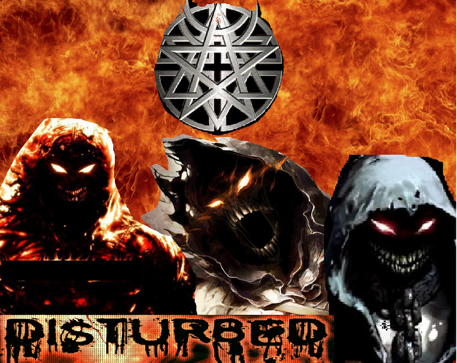 Disturbed Band Wallpaper 900x715