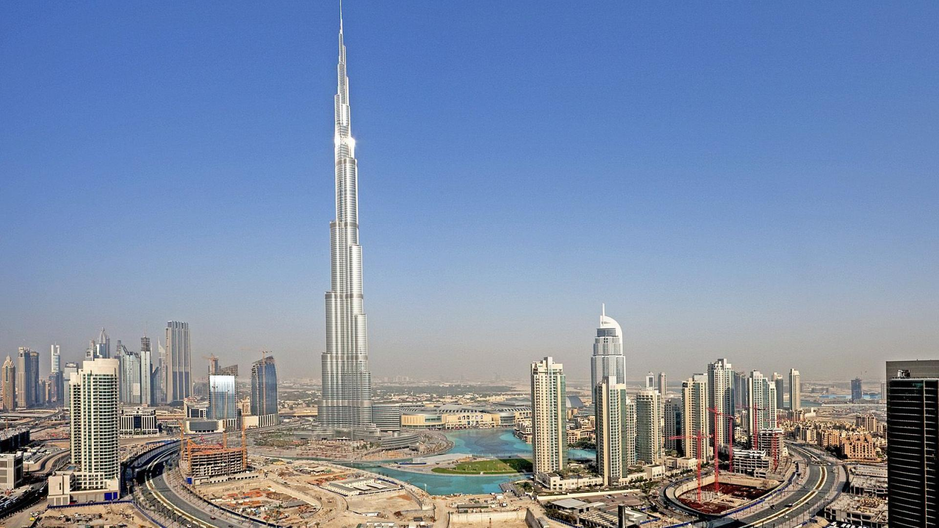 Dubai wallpaper hd wallpapersafari - Dubai burj khalifa hd photos ...