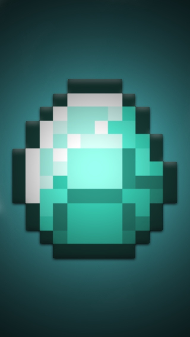 48 Minecraft Wallpapers For Iphone On Wallpapersafari