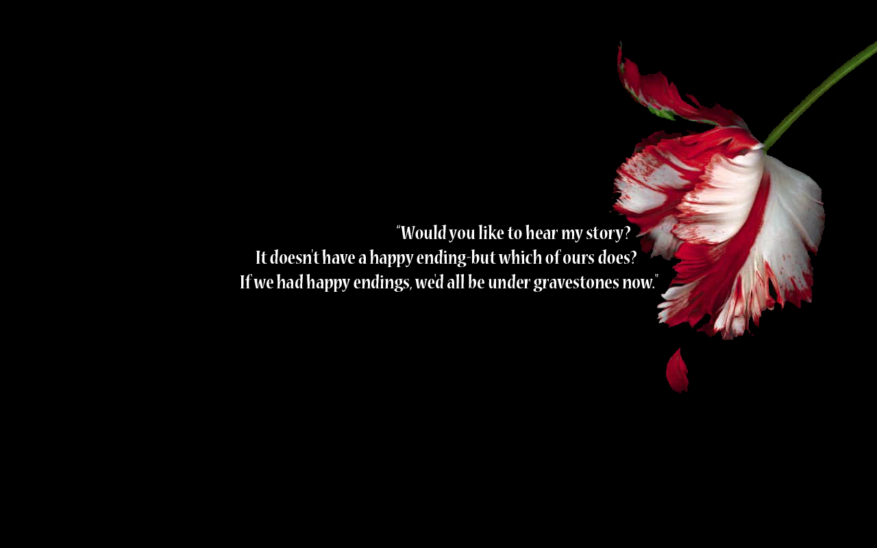 Twilight Quote Wallpaper 2 by wow1200png 1280x800