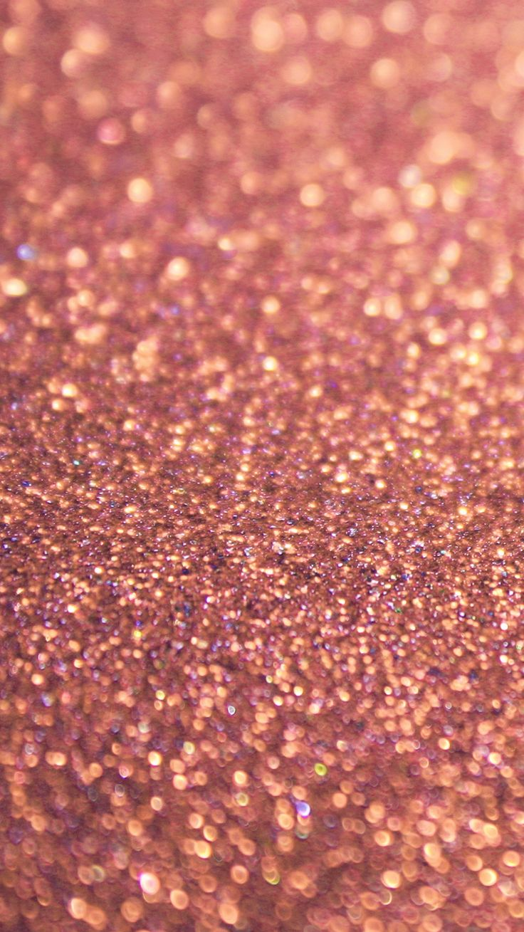 Pinterest Rose Gold Glitter Iphone 6 Wallpaper and Gold Glitter 736x1309