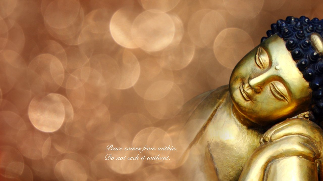 Inner Peace Wallpaper HD wallpaper background 1280x720