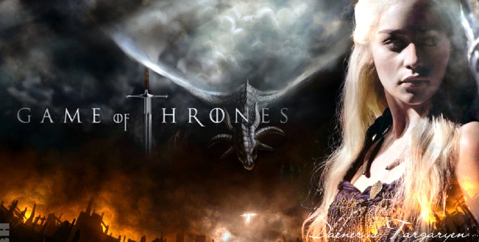 Game Of Thrones Daenerys Wallpaper: Game Of Thrones Daenerys Wallpaper