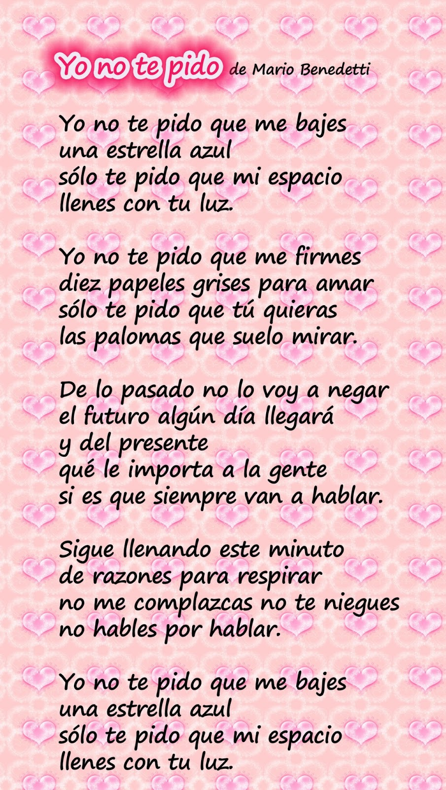 Love and Images Love Poems in Spanish 905x1600