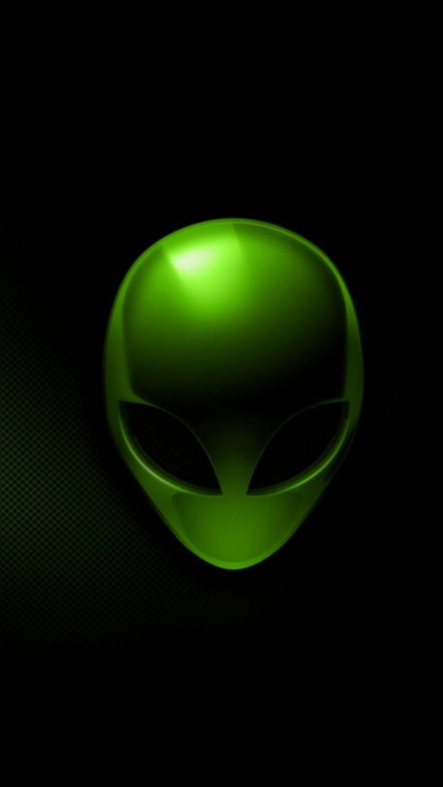 Alien iPhone Wallpaper - WallpaperSafari  Alien iPhone Wa...