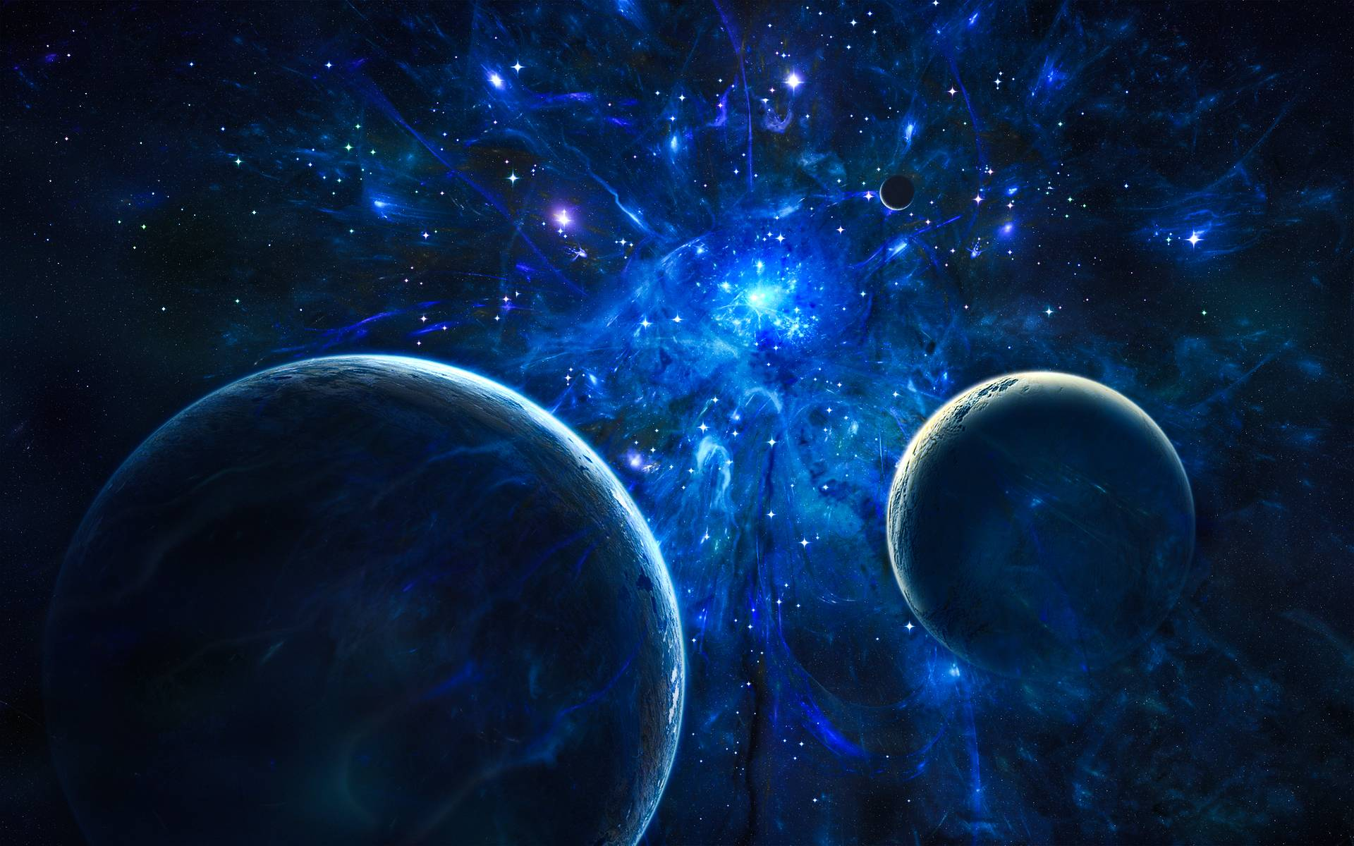 Deep Space Backgrounds 1920x1200