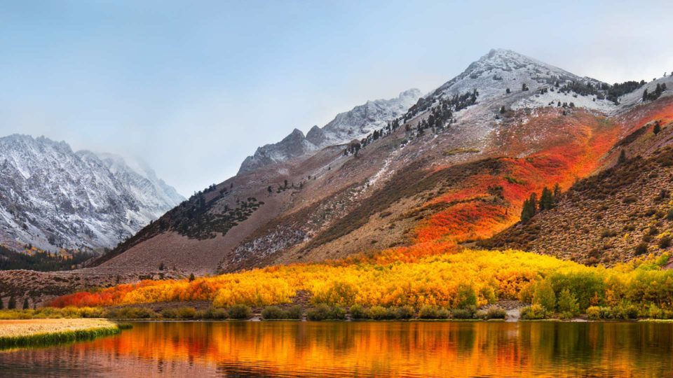 Download the macOS High Sierra Wallpaper and Spruce Up Your Mac 960x540