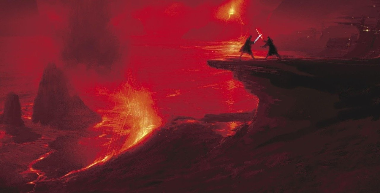 48 Mustafar Wallpaper On Wallpapersafari