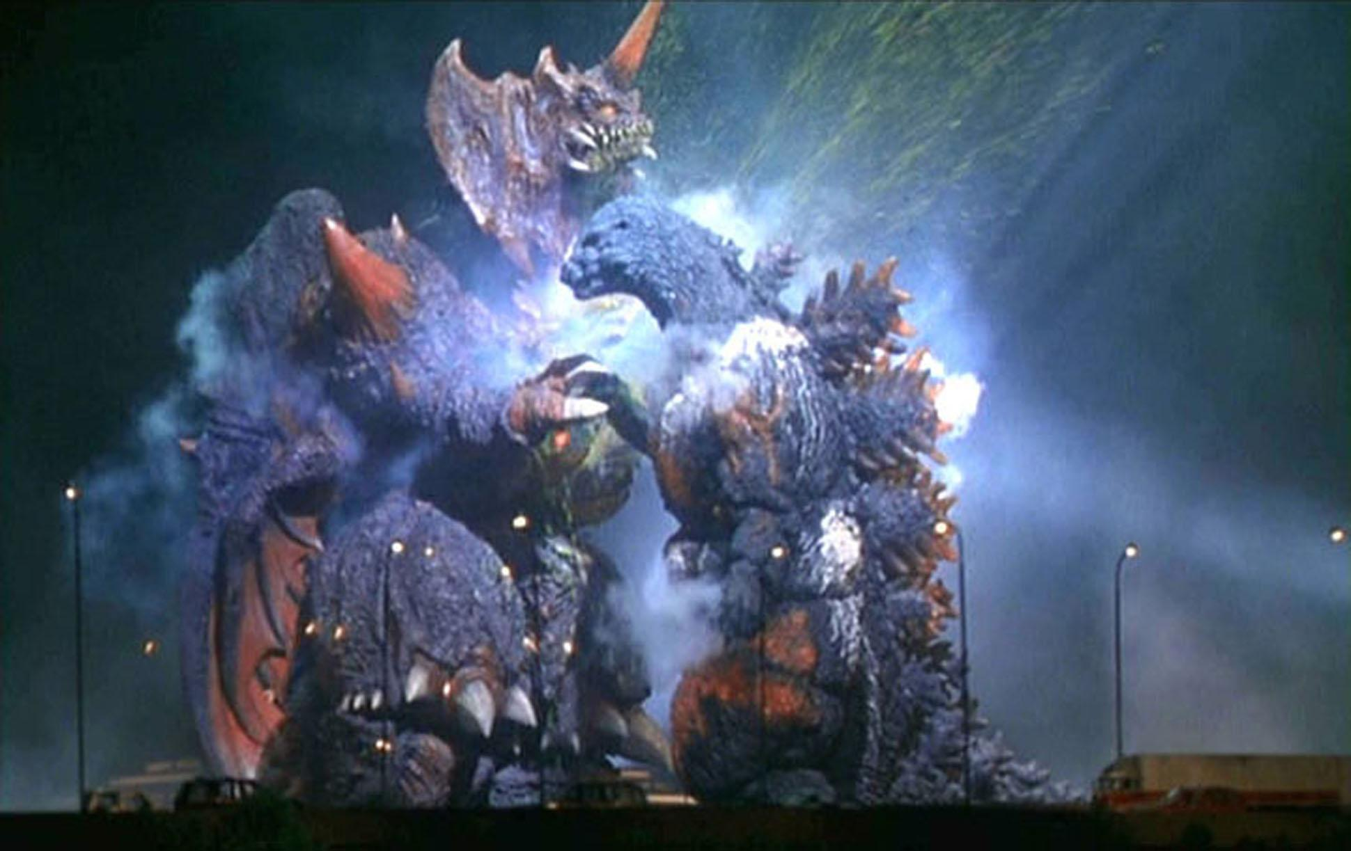 Godzilla Vs Destoroyah Wallpapers HD Download 1940x1223