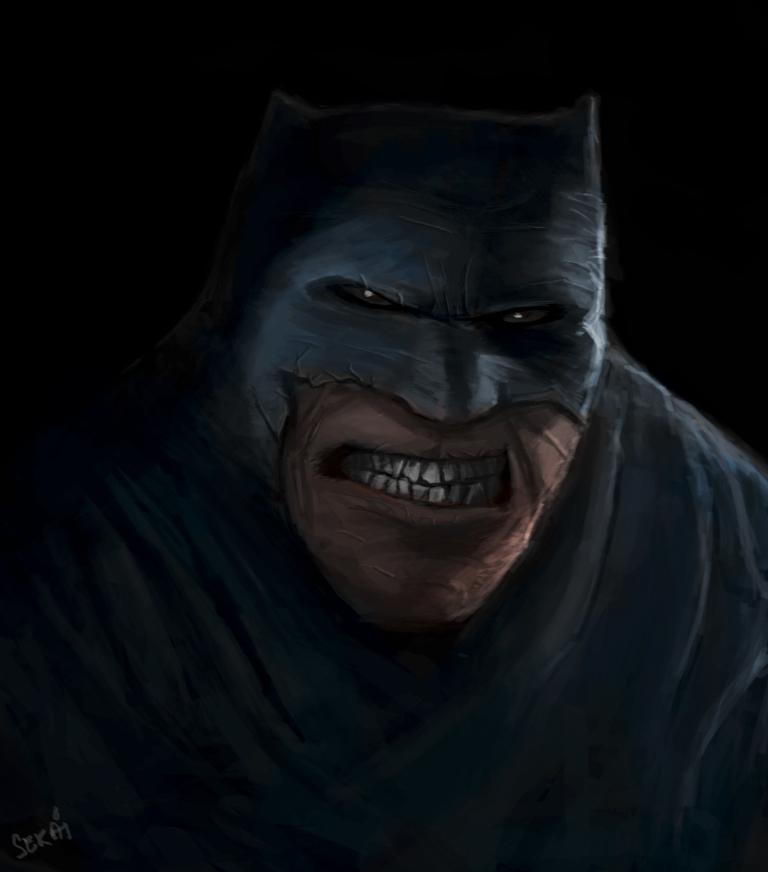 Frank Miller Batman Wallpaper Frank millers batman by 768x872