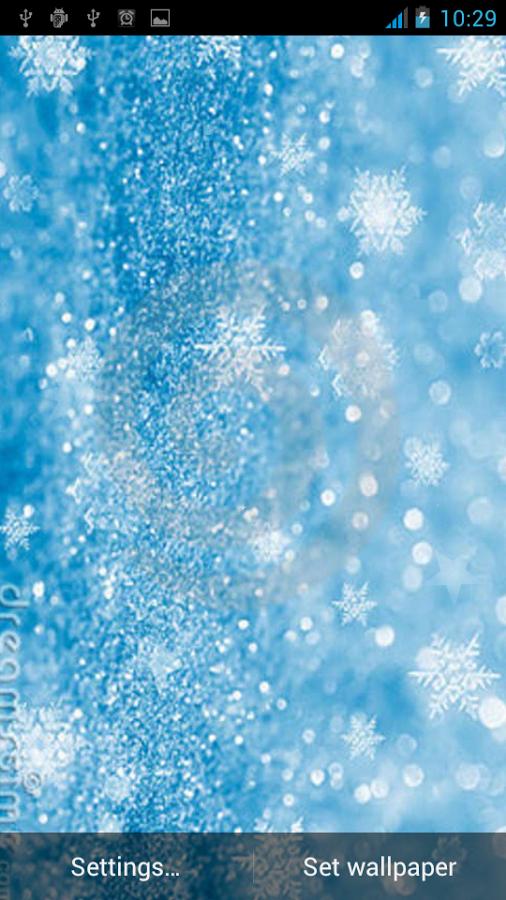 bright like a diamond Make it glow with Glitter Live Wallpaper 506x900