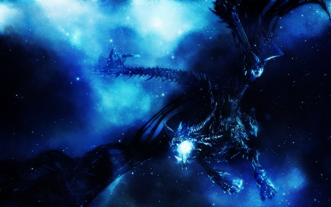 Blue Dragon Wallpapers   HD Wallpapers and Pictures 1280x800