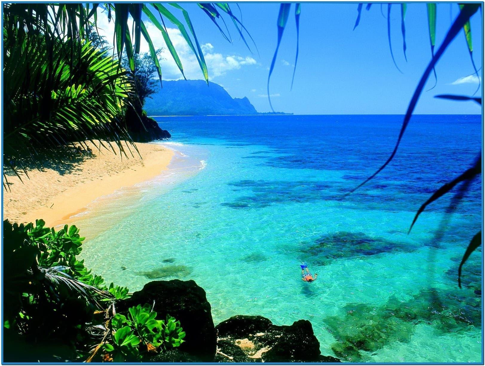 44] Hawaii Wallpaper Screensavers on WallpaperSafari 1623x1223
