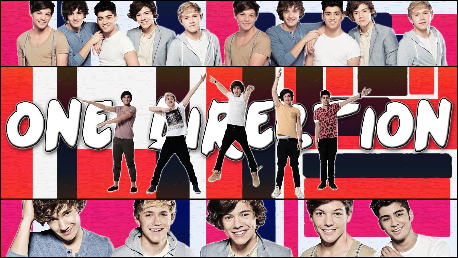 One Direction Wallpaper D   One Direction Wallpaper 1600x900