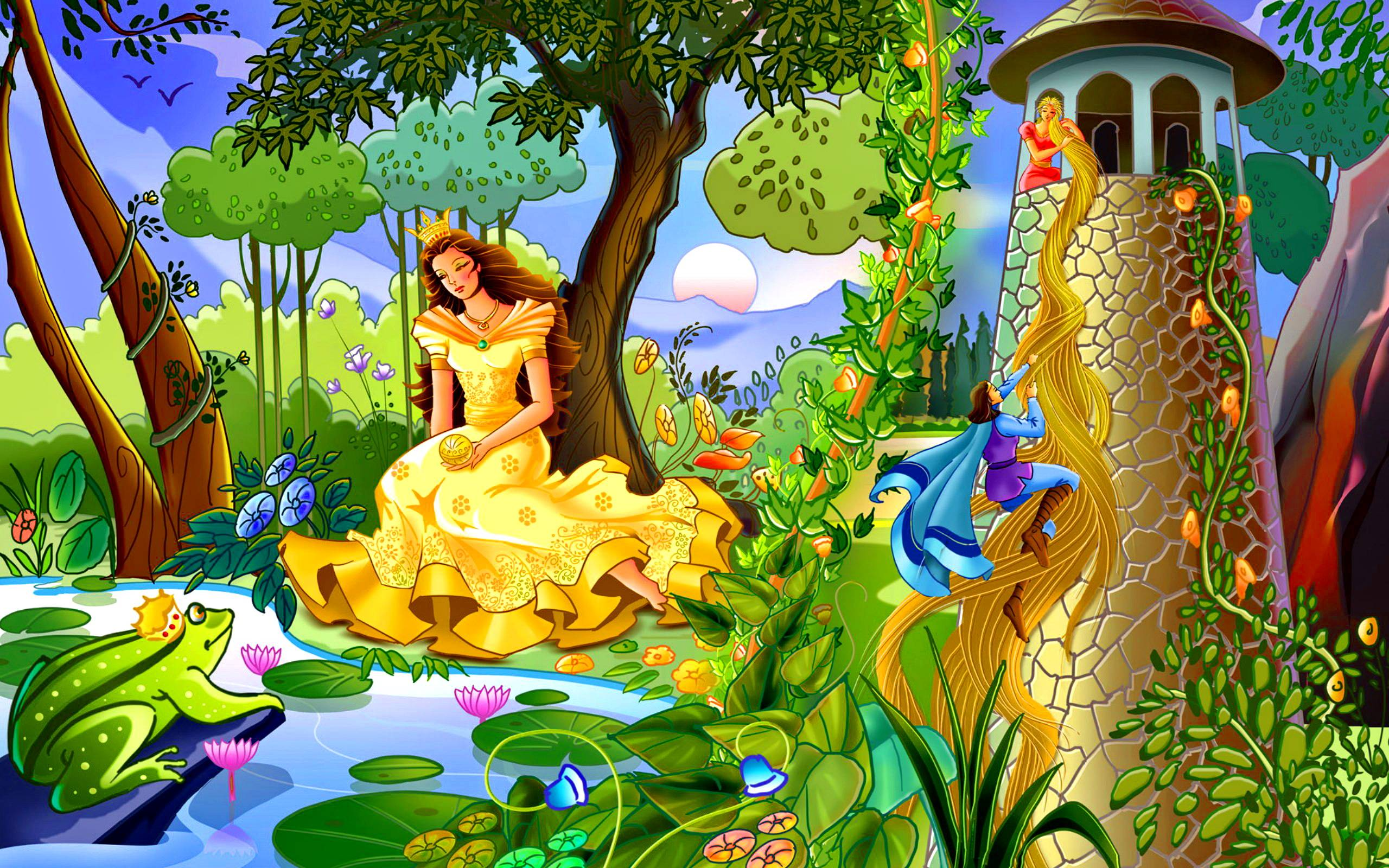 Fairy Tale Wallpapers 2560x1600