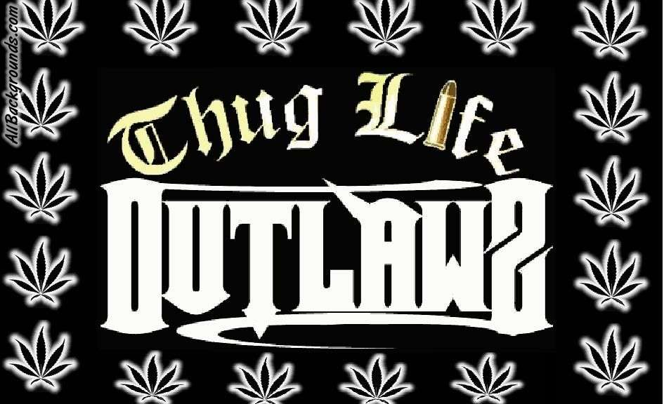 Thug Life Backgrounds   Twitter Myspace Backgrounds 945x576