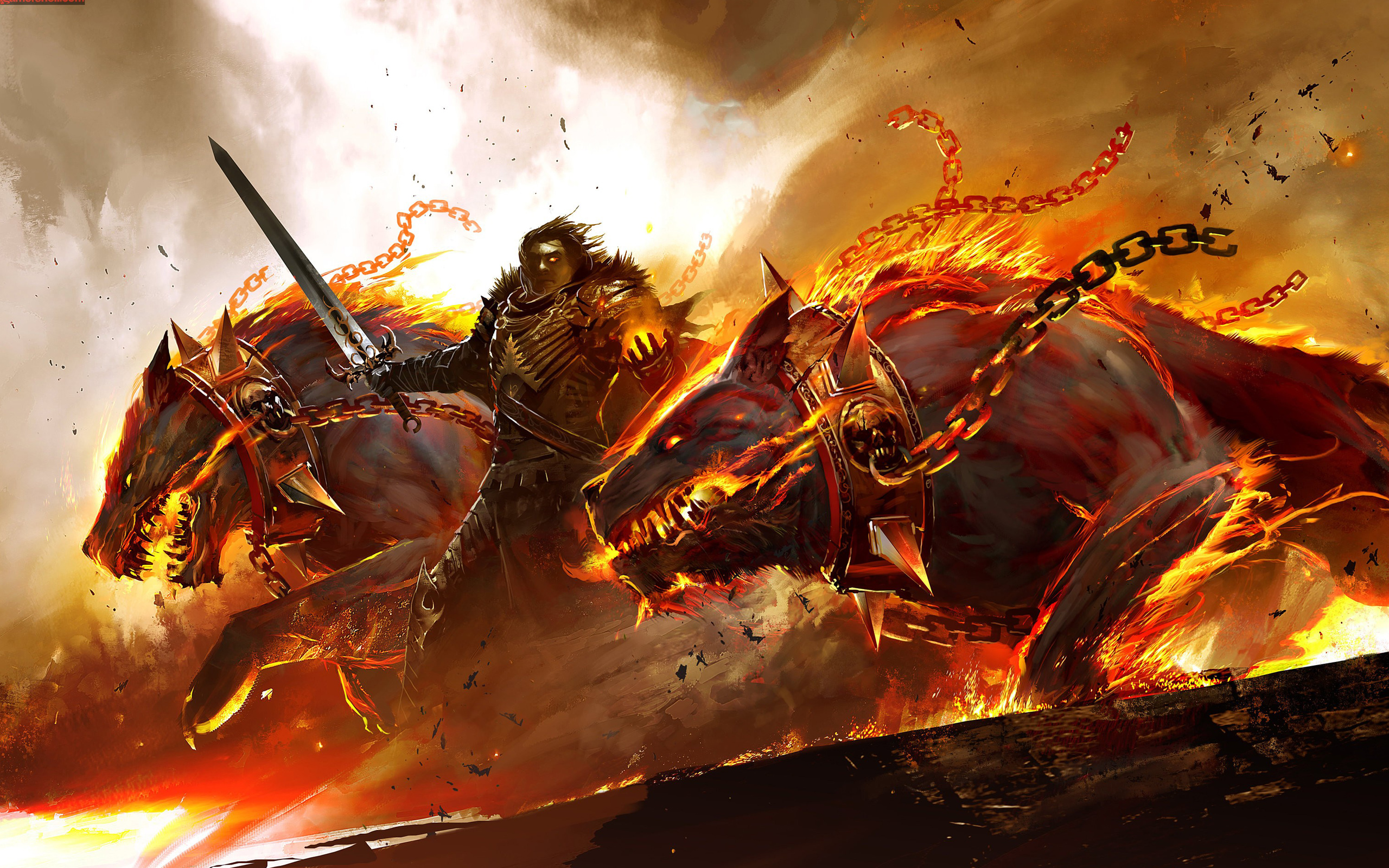 Guild Wars 2 Wallpapers HD Wallpapers 2560x1600