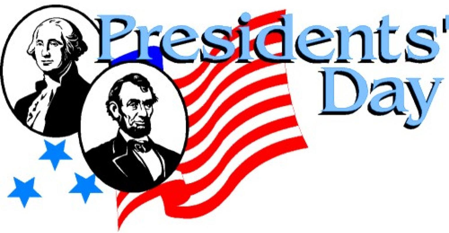 Happy Presidents Day 2020 Clipart 1540x800