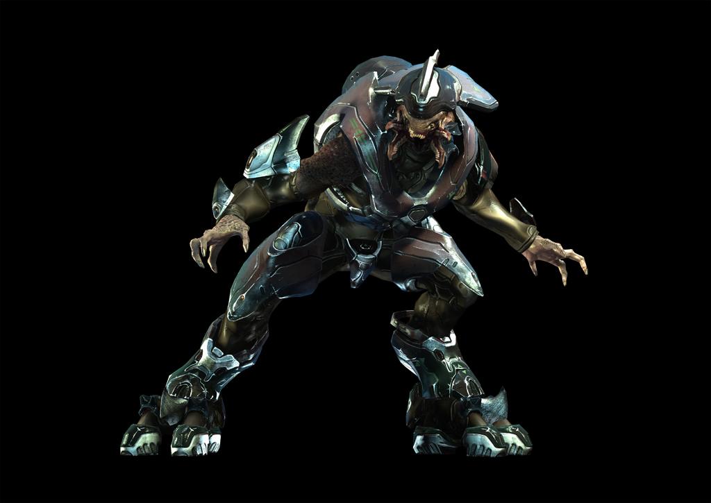1024x725px Halo 4 Elite Wallpaper 1024x725