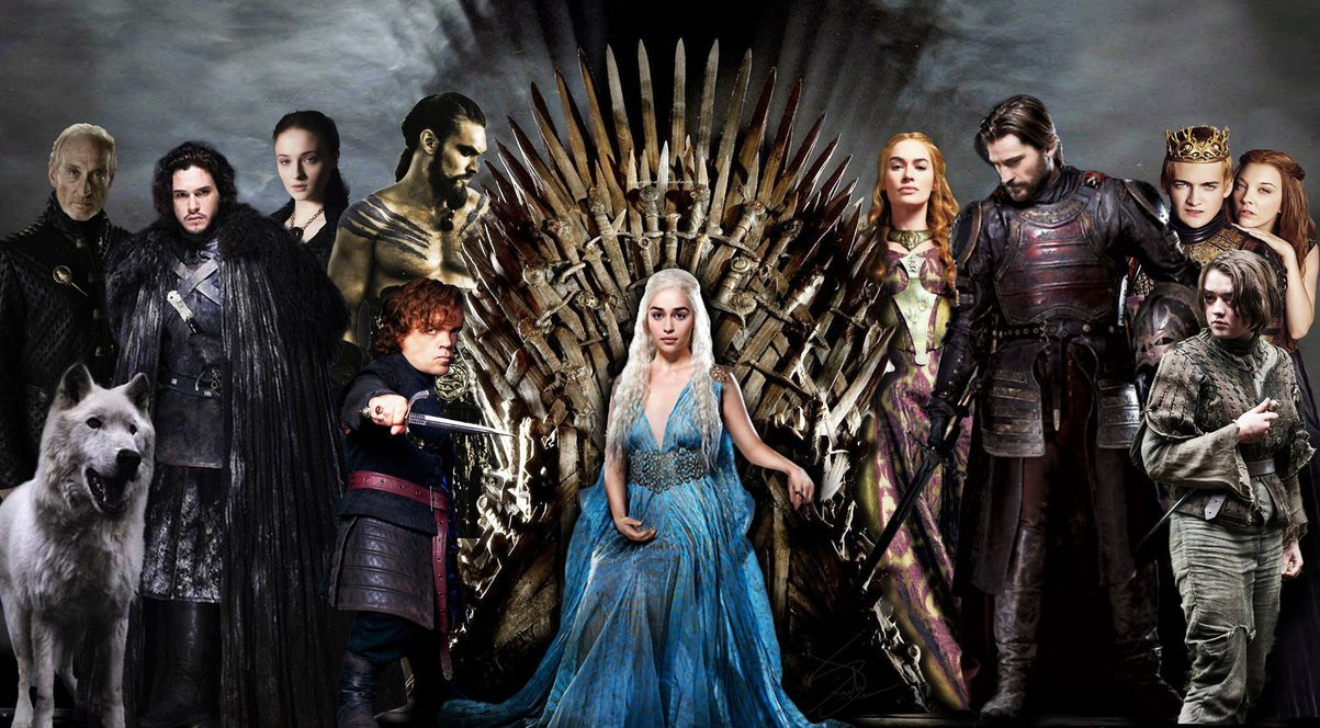 Game Of Thrones   Wallpaper by 21Jessica93 1203x664