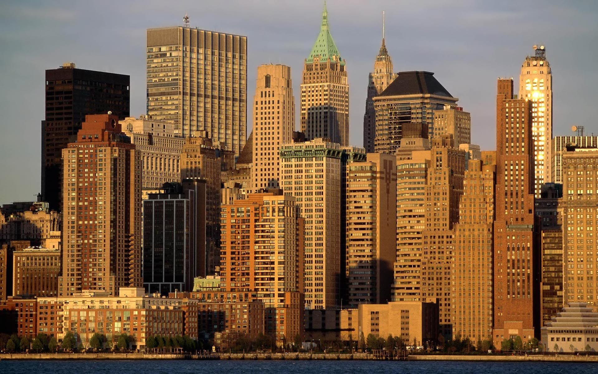 New York City Desktop Wallpaper Great World 1920x1200