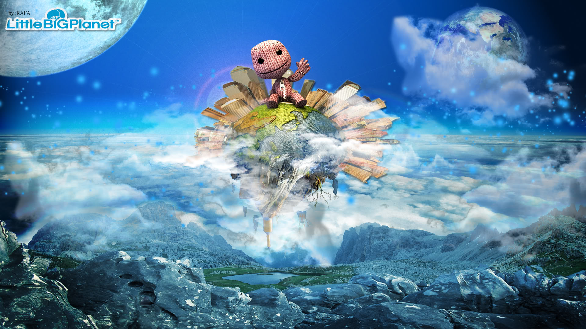 Little Big Planet Wallpaper: HD Little Big Planet Wallpapers