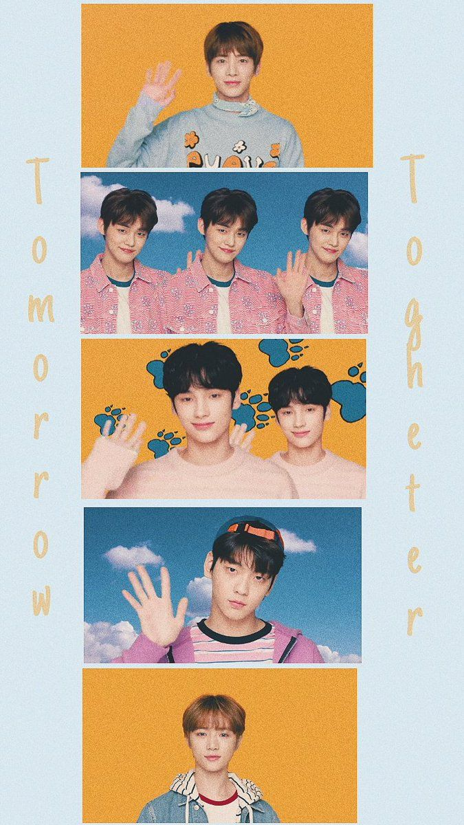 TXT TOMORROW X TOGETHER MV CROWN K pop 675x1200
