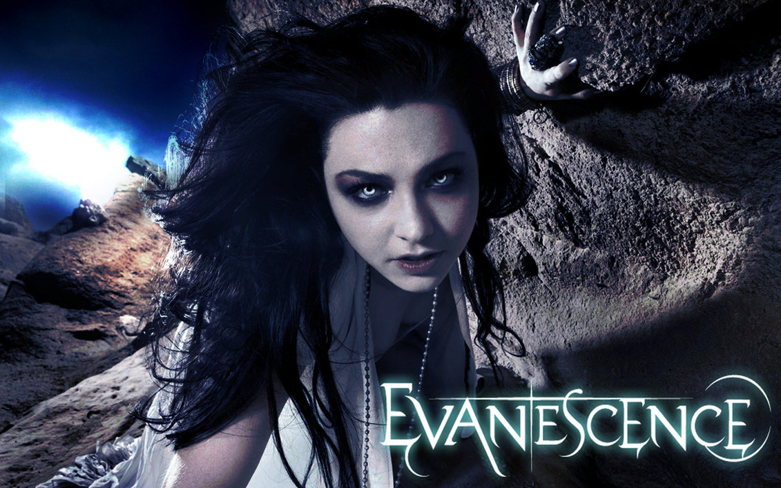 Evanescence Amy Lee by colongaston 1131x707