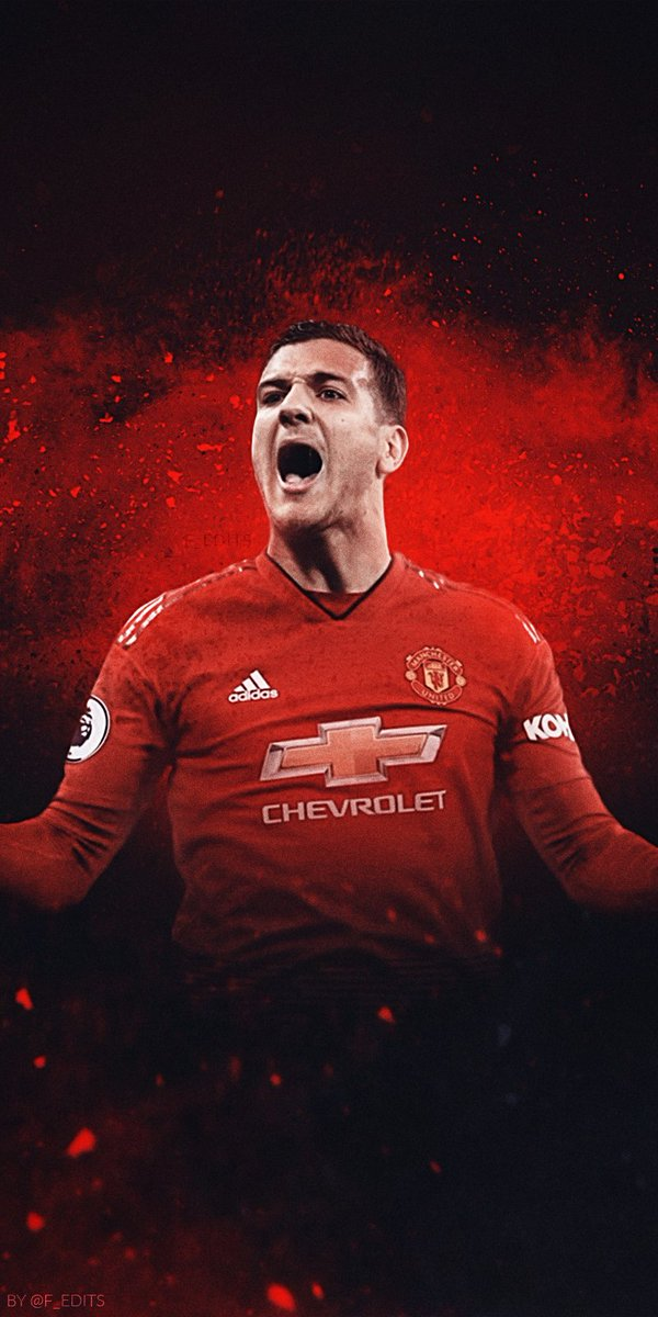 Fredrik on Twitter Diogo Dalot and Victor Lindelof wallpapers 600x1199