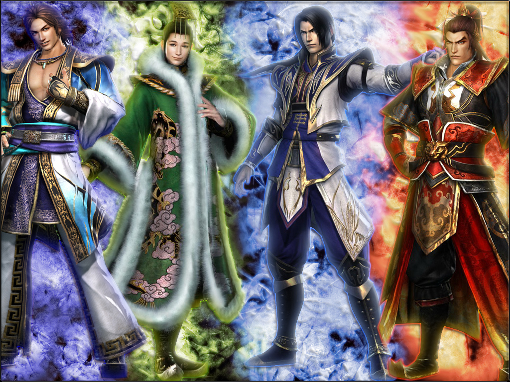 Dynasty Warriors Wallpaper - WallpaperSafari