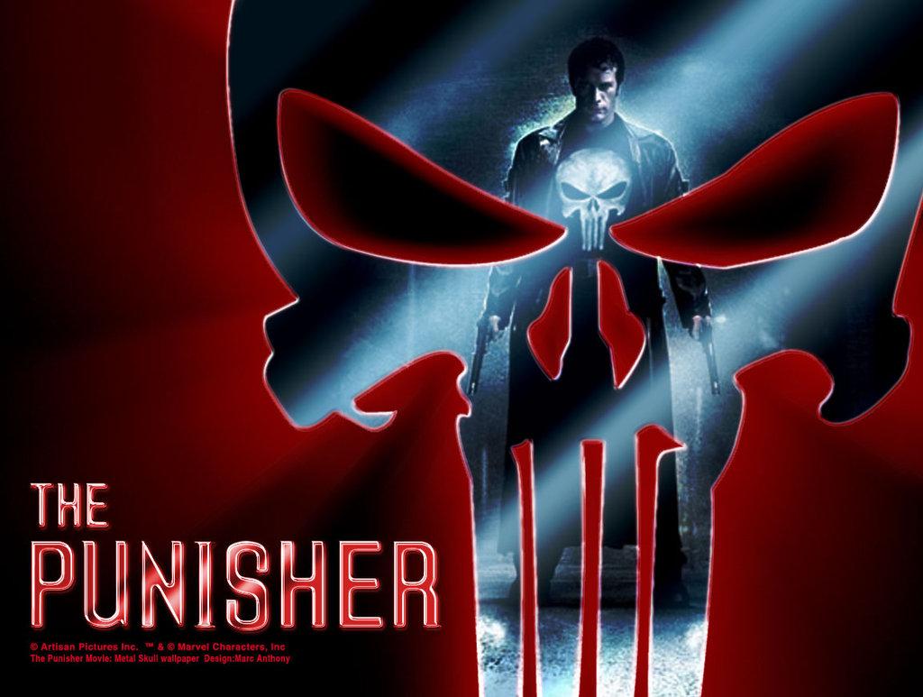 Punisher Logo Wallpaper by Punisherfan 1024x773