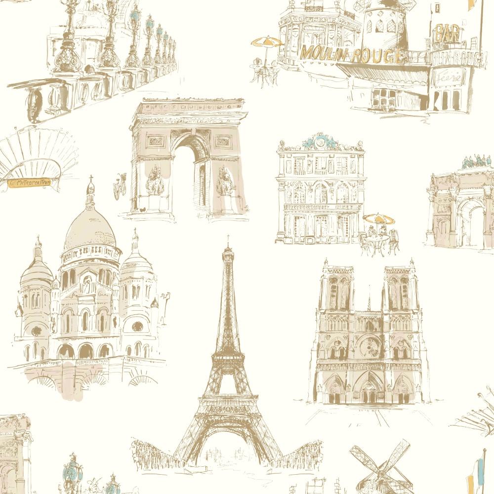 [44+] Eiffel Tower Border Wallpaper On WallpaperSafari