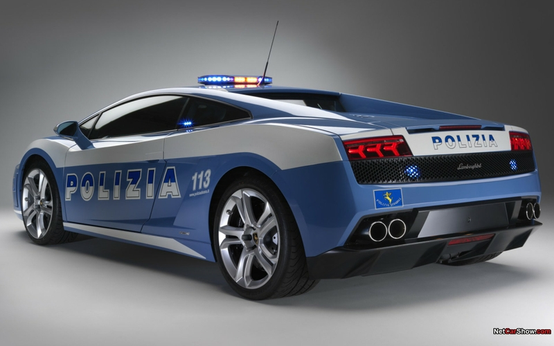police lamborghini backview vehicles italian cars 1920x1200 wallpaper 800x500