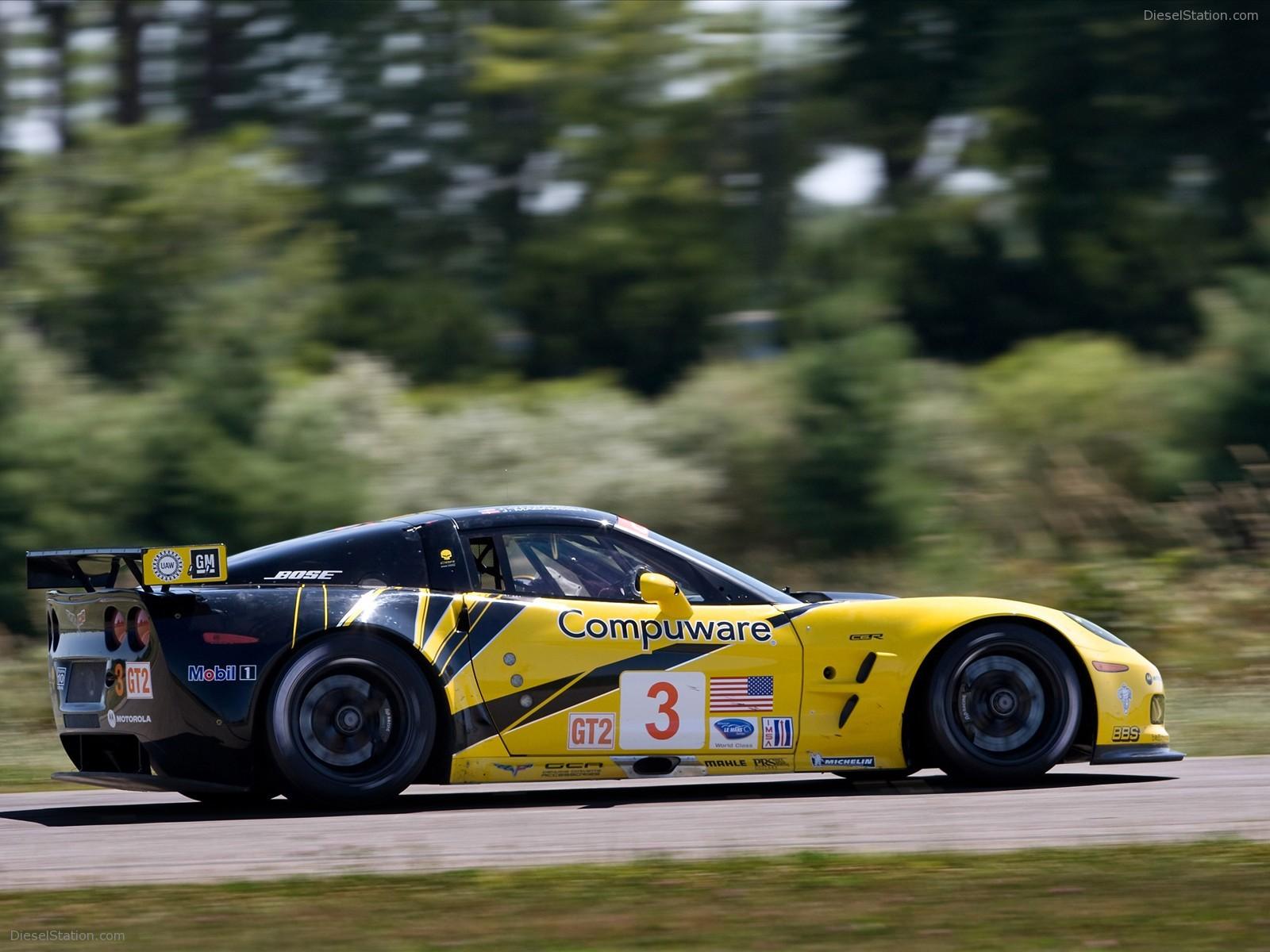 Corvette Racing Next Generation C6R Exotic Car Wallpapers 02 of 32 1600x1200