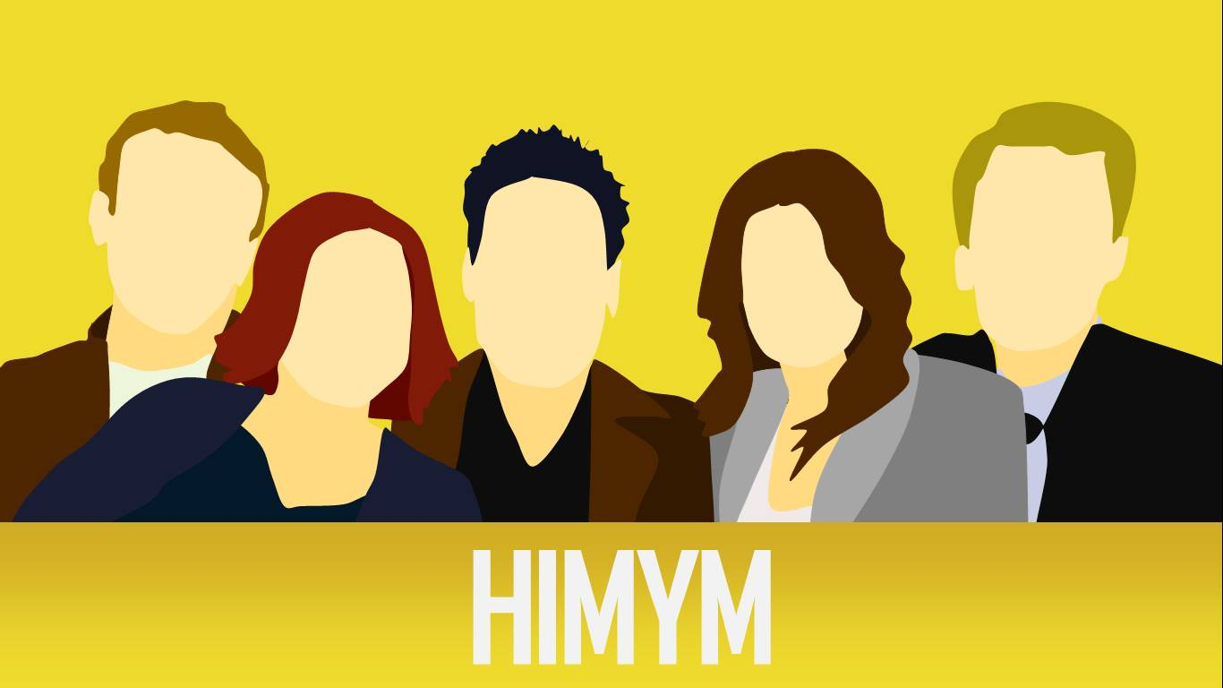 Himym Wallpapers 1366x768