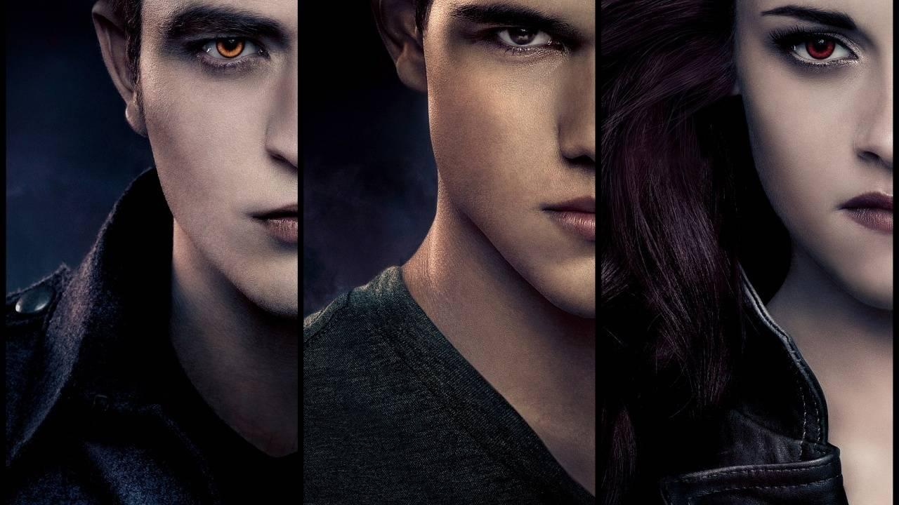 Free Download Twilight Edward Bella Jacob Twilight Wallpaper