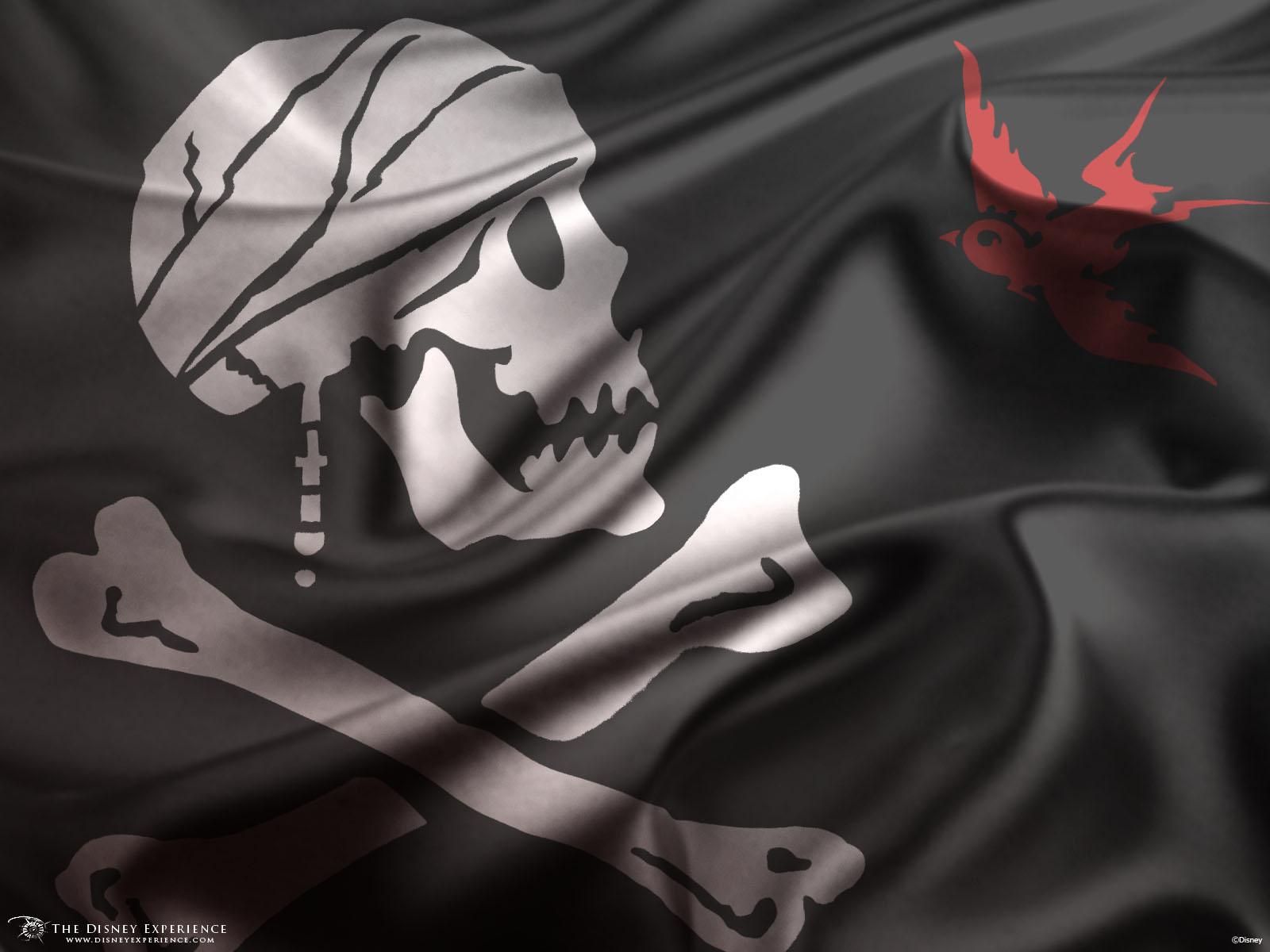 Jack Sparrow's Jolly Roger Flag