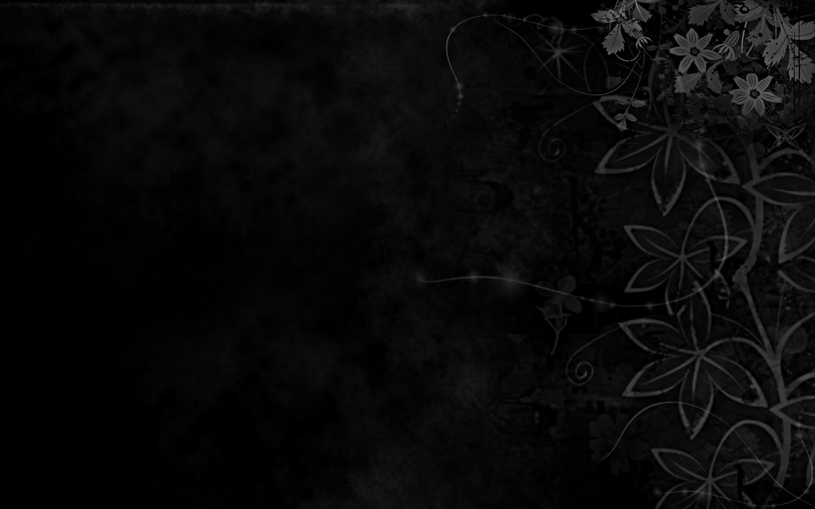 Strictly Wallpaper Grey Black And Dark Wallpapers 2 1600x1000