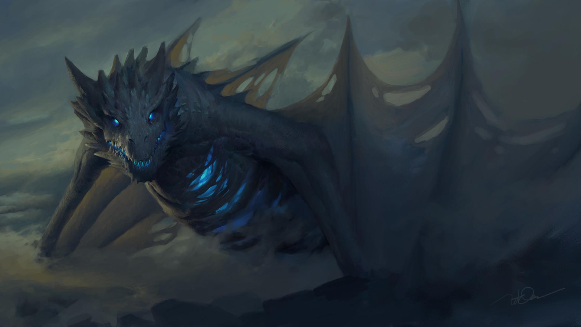 Thrones Dragon Desktop Background Flip