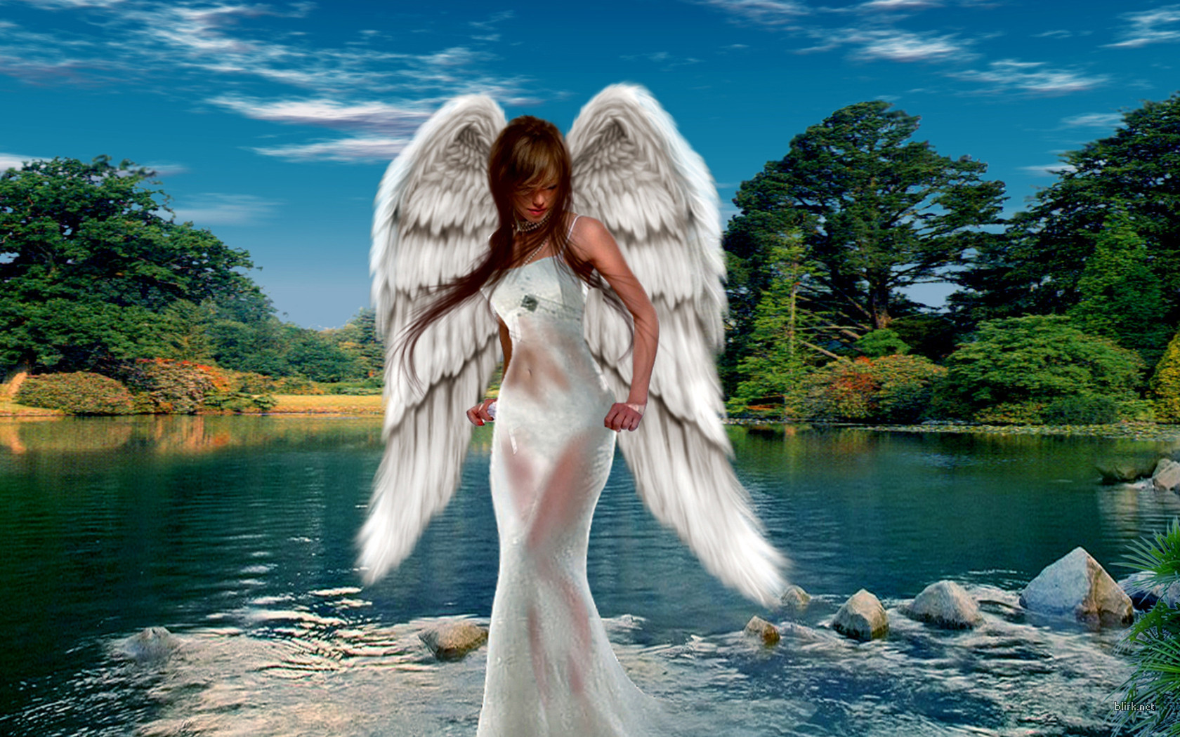 Angel Wallpaper   Angels Wallpaper 9981997 1680x1050
