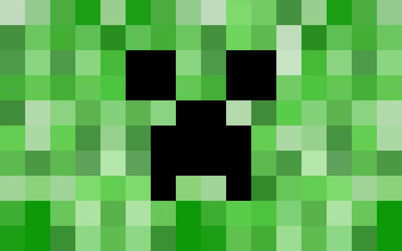 Minecraft Creeper Wallpaper Minecraft Skins 1440x900