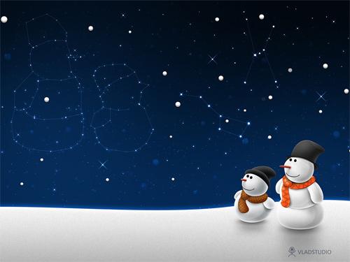 Christmas Desktop Wallpapers for the Holiday Season 500x375