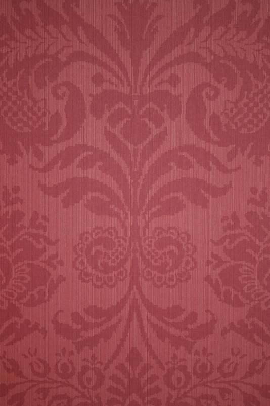 red damask wallpaper   wallpapersafari