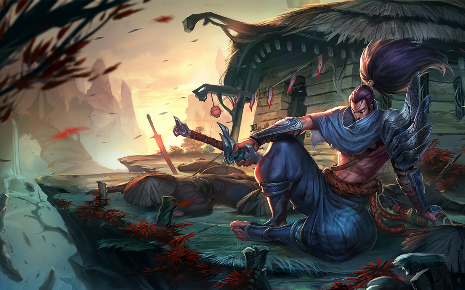 master yi vs yasuo - photo #21