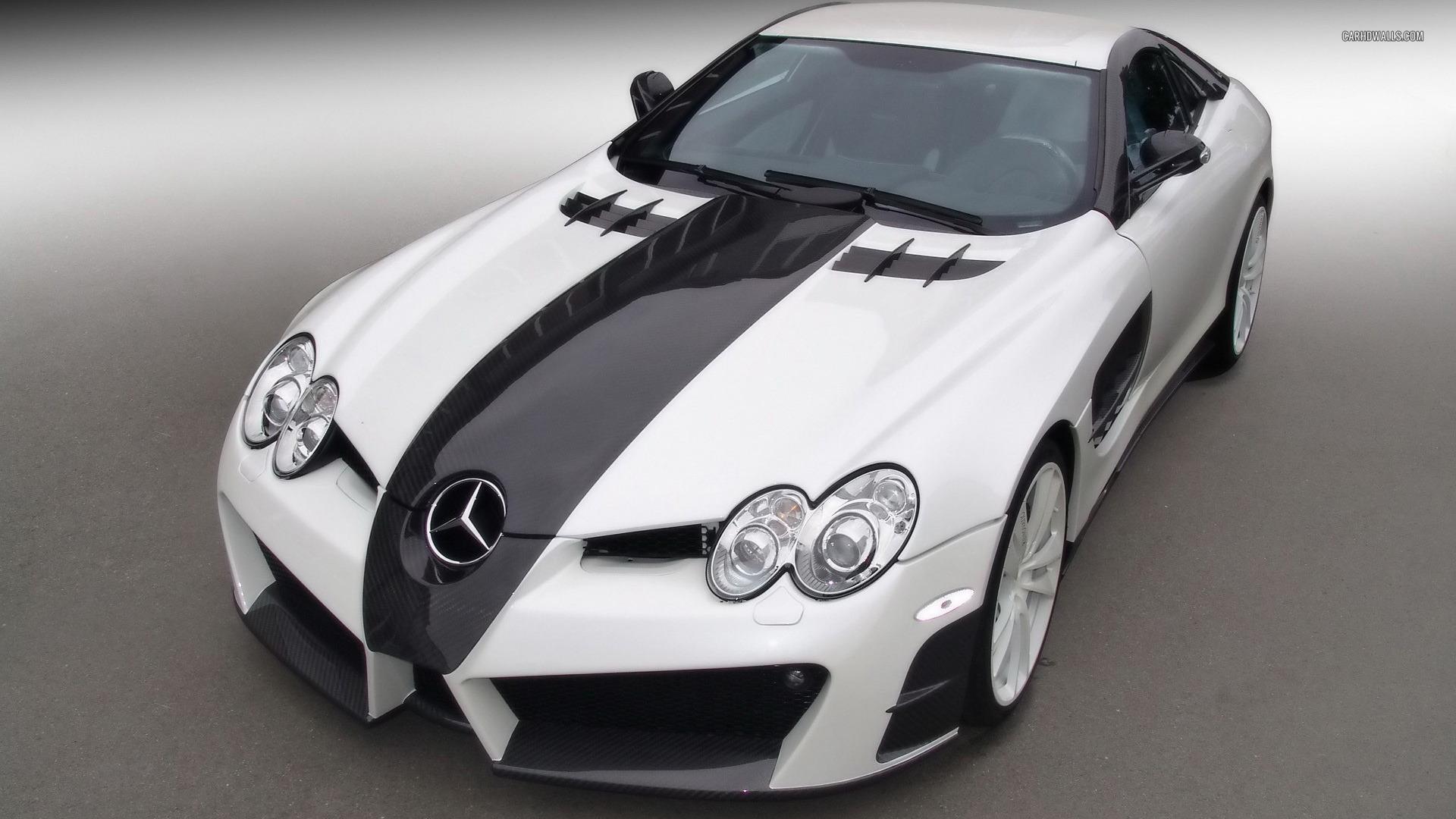 Download Mansory Mercedes Benz Mclaren Hd Wallpaper 1080p Hd