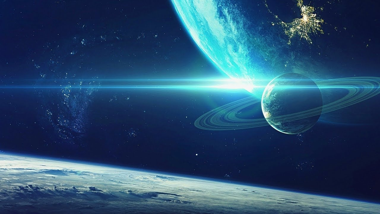 Space Ambient Music Cosmic Melody Background Music for 1280x720