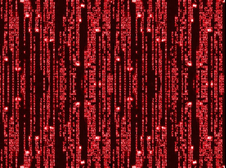 red matrix wallpaper moving - photo #19